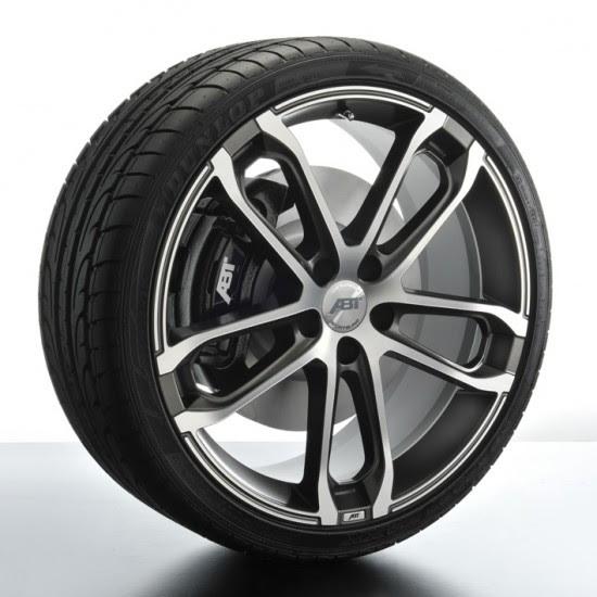 The new ABT CR wheel