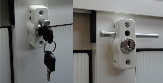 Sistemas alarmas cerraduras de seguridad para ventanas Puertas corredizas seguras