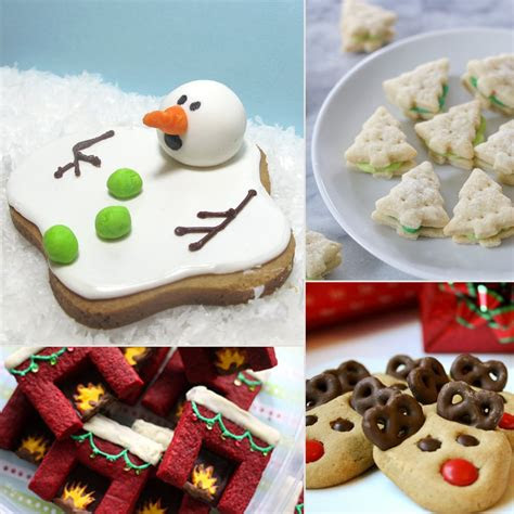 christmas cookie exchange recipes  kids popsugar moms