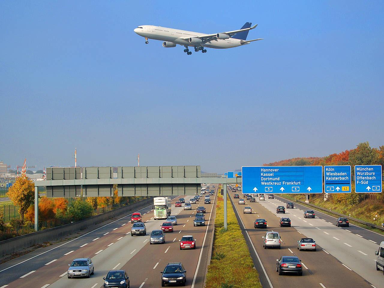 Flugplan Fraport