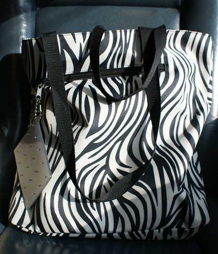 zebra-bag from #NeoCon09