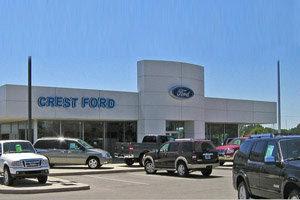 Crest Ford Car Dealership In Flat Rock Mi 48134 Kelley