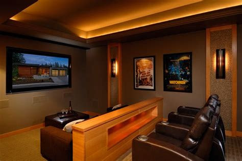 small home theater design ideas home sweet home pinterest