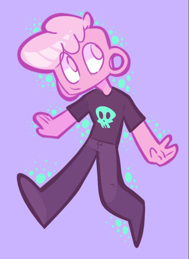 Pink boi