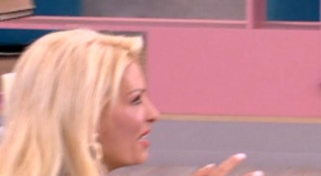 Έβαλε τα κλάματα η Ελένη Μενεγάκη με τον Γιάννη Σπαλιάρα! Δεν μπορούσε να μιλήσει...