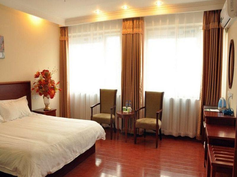Review GreenTree Inn Beijing Changping Shahe Metro station Express Hotel