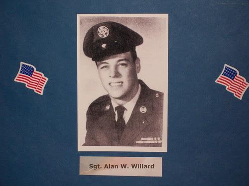 Sgt Alan Willard