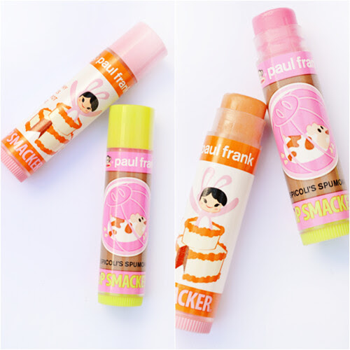Paul Frank Lip Smackers