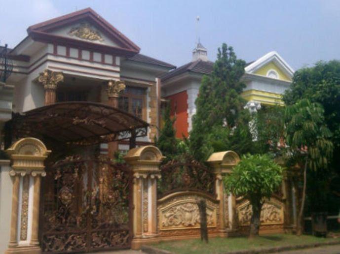 630 Koleksi Gambar Rumah Mewah Indonesia HD