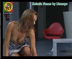 Melania Gomes sensual