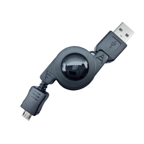 PLANEX Xperia・X06HT HTC Desire対応 充電&データ転送 MicroUSBケーブル ブラック (パソコン接続専用)BN-XperiaPB