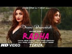 Song Teaser ► Radha   Dhvani Bhanushali   Abhijit Vaghani   Kunaal Vermaa   Bhushan Kumar   22 March