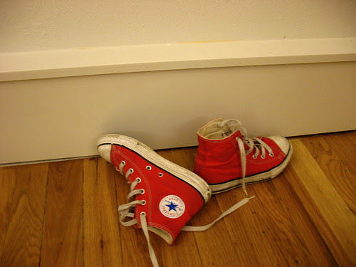 Ava's shoes