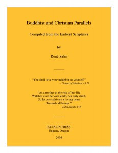 Buddhist and Christian Parallels, René Salm