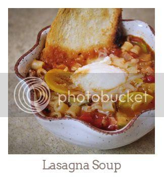 """""""Lasagna Soup"""""""