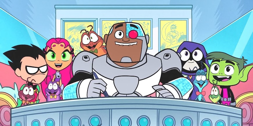 Teen Titans Go! See Space Jam (2021) HD Movie Watch Online