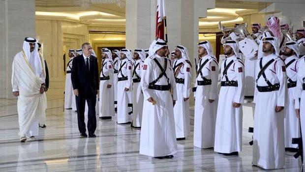 Ερντογάν στο Κατάρ: Έσφιξαν τα λουριά & η ενδιαφέρουσα 'σύμπτωση'