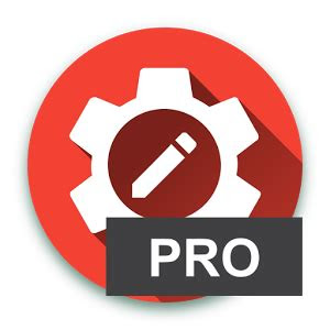 settings editor pro  patched latest apkfree