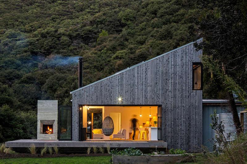 Nhà gỗ bình yên