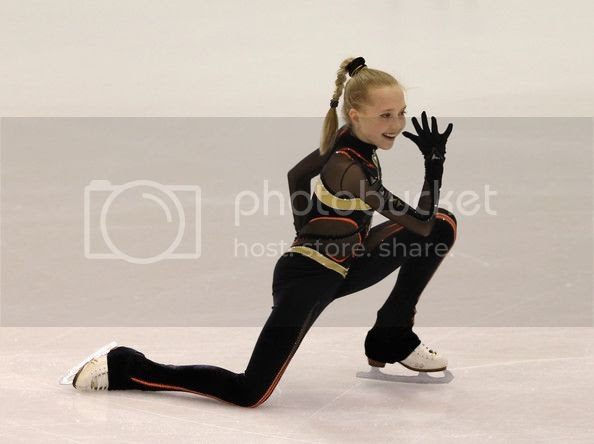Naked Ice: 2013 World Championships: Ladies Review