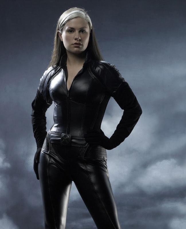 Anna Paquin as Rogue