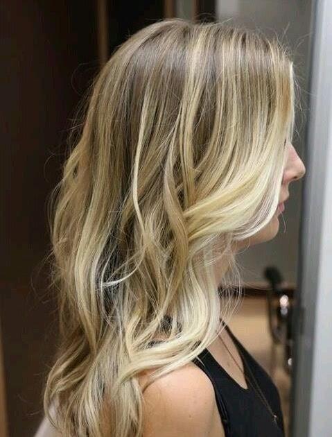 Blonde Haare Rauswachsen Lassen - Beverley Tower