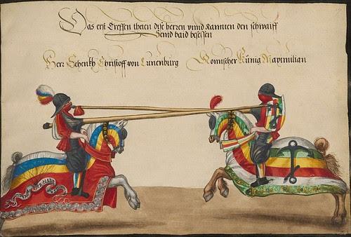 Turnierbuch Ritterspiele p49
