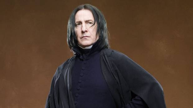 "Professor Severus Snape ""died to save the wizarding world"", author JK Rowling says."