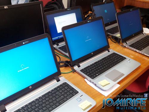 Preparação de Computadores portáteis HP ProBook 450 G3 2016 | Laptops HP ProBook 450 G3 2016