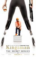 皇家特工:間諜密令/金牌特務(Kingsman: The Secret Service)poster