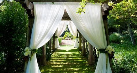 Ceremony & Reception In The Same Place