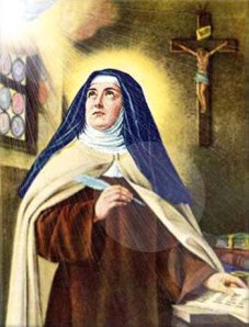 Poema de Santa Teresa - Nada te perturbe