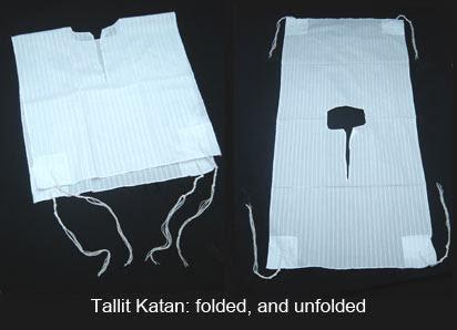 Image result for image tallit katan