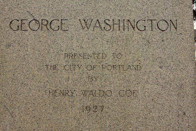 George Washington, 57th & Sandy