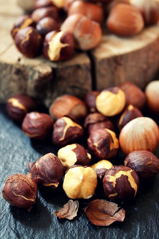 Roasted hazelnuts - TC