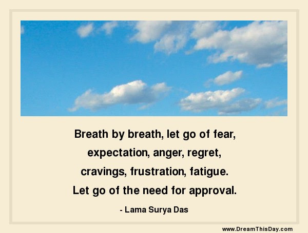 Daily Inspiration Daily Quotes Breath By Breath