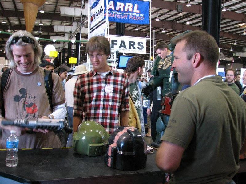 Maker Faire Crowd QnA