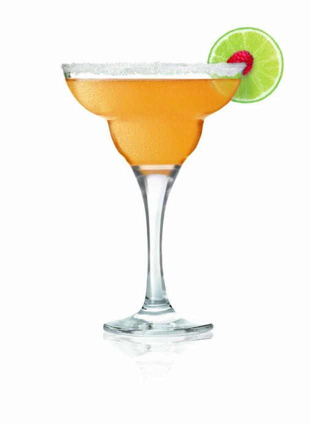 Thanksgiving margarita: Grand Marnier Margarita with ...