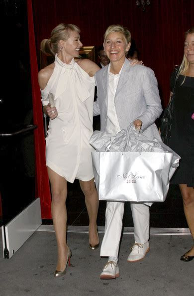 Women in love! Ellen DeGeneres and her wife Portia de