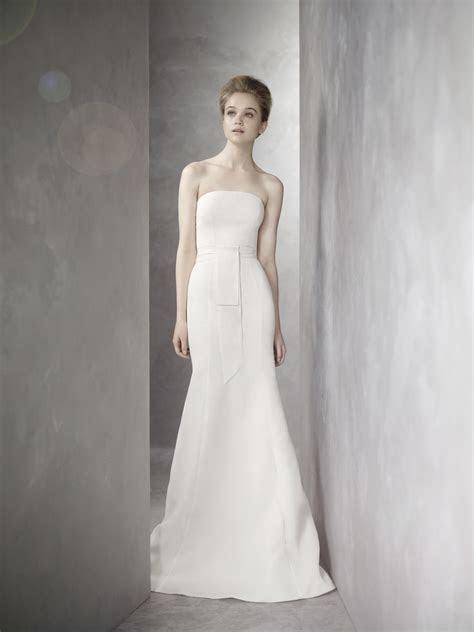 White by Vera Wang wedding dress, Fall 2012  VW351081