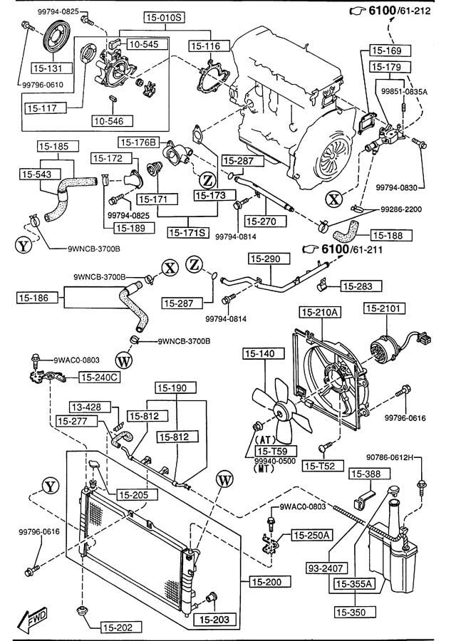 97 Mazda Protege Engine Diagram - Wiring Diagram NetworksWiring Diagram Networks - blogger