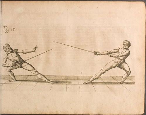 Fecht-kunst - Nicoletto Giganti, 1622 f