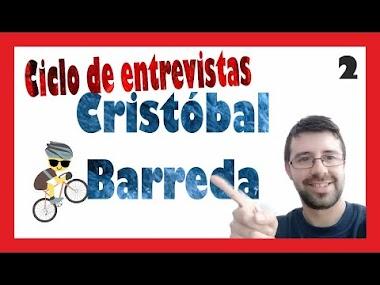 Ciclo de entrevistas / Cristóbal Barreda (Artefacto) #16