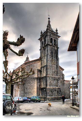 Igreja de San Pedro (Alles) by VRfoto