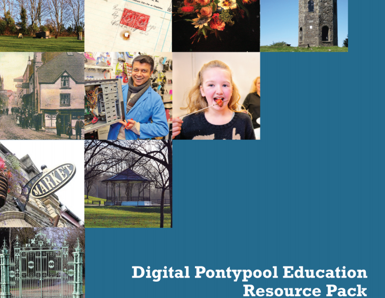 Pontypool Town Educational Digital Resource
