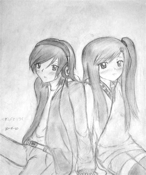 couple drawing images