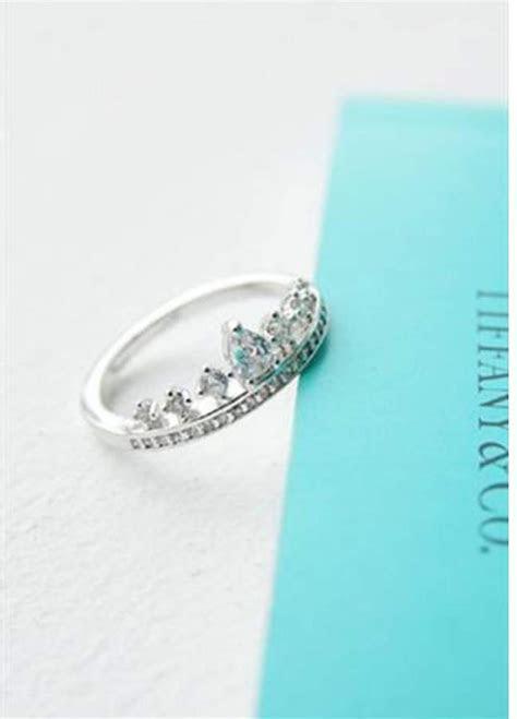 The Tiffany & Co. crown ring! It's a bit like an Irish