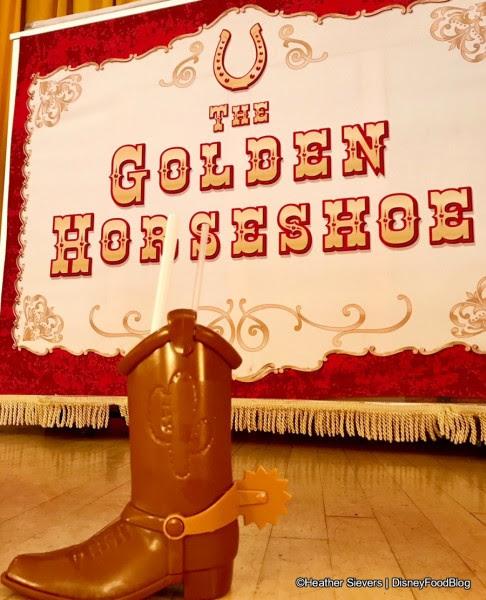Woody's Boot at Golden Horseshoe