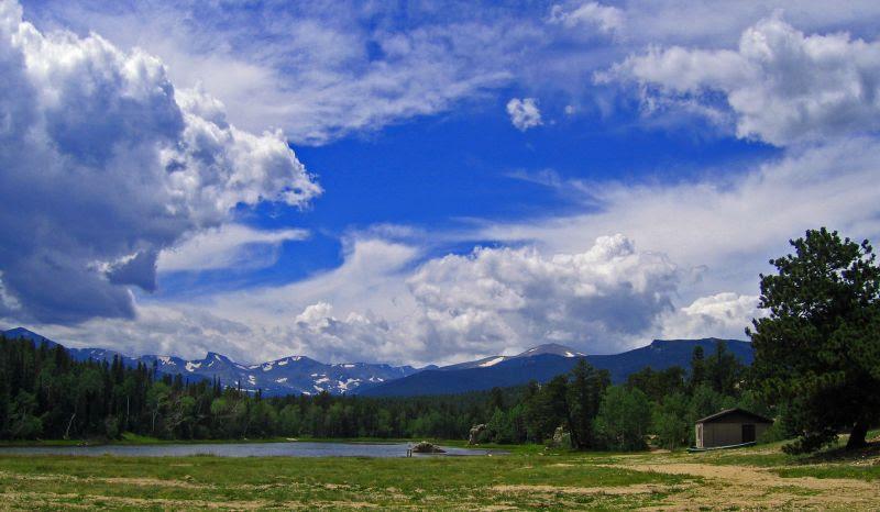 Glacier View Ranch
