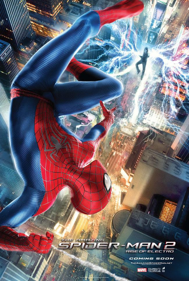 Amazing Spider-Man 2 (2014) Movie Trailer, Release Date, Cast, Photos